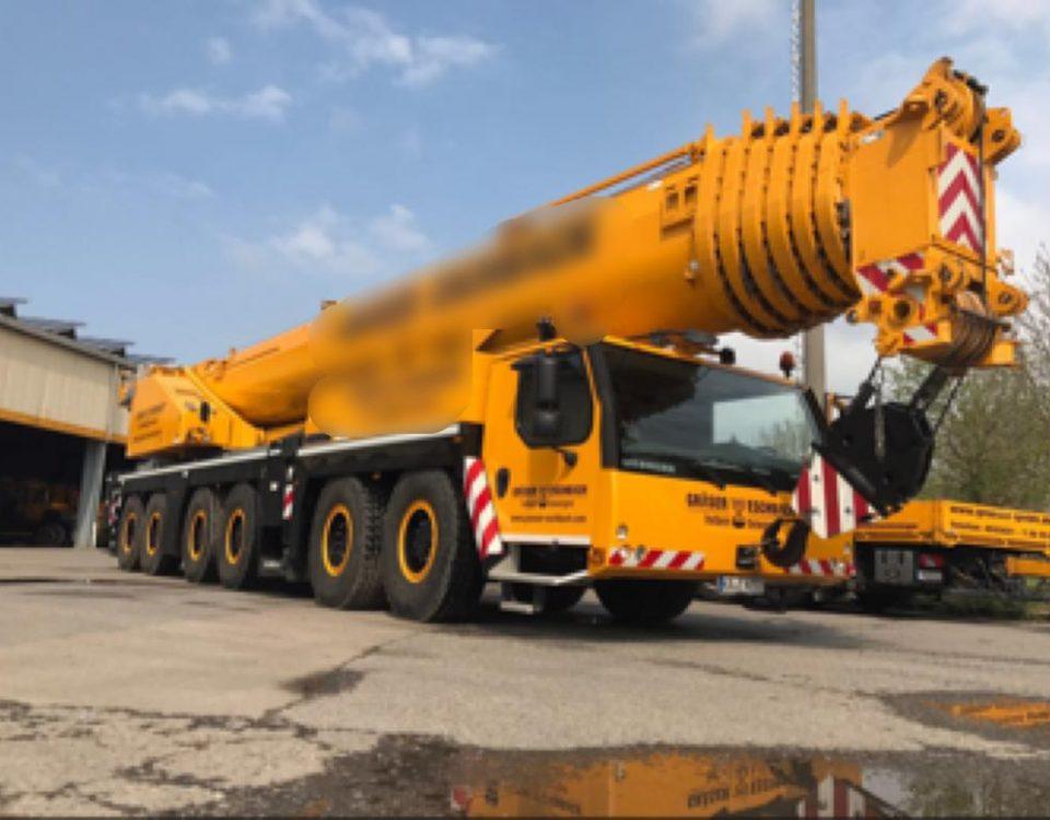 Liebherr LTM1300-6 2 – MRT